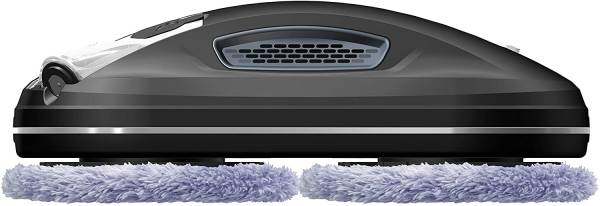 HOBOT-388 Window Glass Cleaning Automatic Smart Robot Cleaner with Ultrasonic Water Spray and Control via Smartphone or Remote
